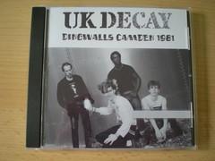 UK DECAY - Dingwalls Camden London 11th February 1981 (livegigrecordings) Tags: uk decay