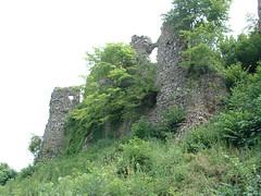 Bús düledékeiden... (ossian71) Tags: ukrajna ukraine kárpátalja huszt hust kárpátok carpathians várrom ruin műemlék sightseeing rom középkori medieval