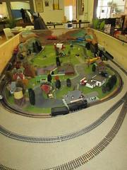 Model Railway (jamica1) Tags: lake country art show okanagan bc british columbia canada