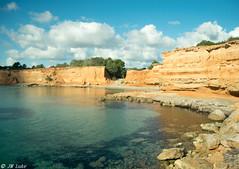 Sa Caleta. Ibiza, Islas Baleares. Spain (JM Luke) Tags: ibiza eivissa cala sacaleta mediterraneo islasbaleares balearicislands diciembre december