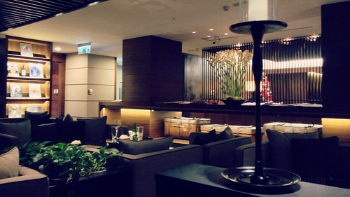 Tai Pan Club Lounge - Regent Taipei