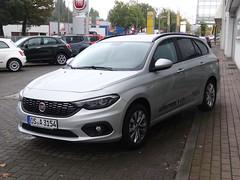2016 Fiat Tipo Kombi (harry_nl) Tags: germany deutschland 2016 osnabrück fiat tipo kombi wagon schiermeier