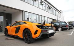 McLaren 675 LT. (Tom Daem) Tags: mclaren 675 lt stutgart motorworld