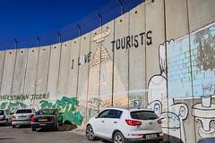 I Love Tourists (空之轨迹III) Tags: 20161001israelandjordan palestinian separation wall separationwall bethlehem israel