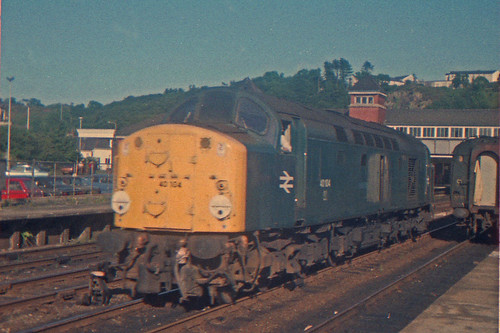 40104 Bangor 26th July 1982.