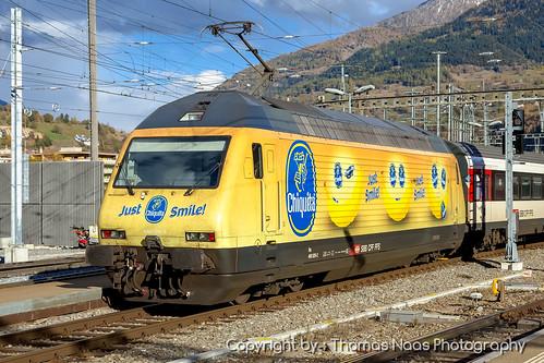 460 029-2 : Chiquita