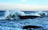 Surge [Nikon F5 Film] (Aviator195) Tags: kodak kodakfilm kodakektar100 kodakektar ektar ektar100 ektarfilm 35mm 35mmfilm filmphotography film filmisnotdead filmphotos filmscan filmphoto celluloid grain analog analogue nikon nikonfilm nikonf5 f5 australia sydney northernbeaches epson epsonv550 epsonperfectionv550 epsonperfection pixelmator monavale monavalebeach rocks rock ocean sea wave waves surge surf dusk sunset afternoon power beachculture beach beaches life beachscape nightfall