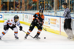 "Missouri Mavericks vs. Ft. Wayne Komets, November 12, 2016, Silverstein Eye Centers Arena, Independence, Missouri.  Photo: John Howe/ Howe Creative Photography • <a style=""font-size:0.8em;"" href=""http://www.flickr.com/photos/134016632@N02/30869266942/"" target=""_blank"">View on Flickr</a>"