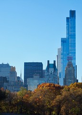 Togetherness (ZoK) Tags: centralpark architecture empirestate buildings one57 essexhouse