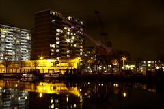 The Hague Laakhaven By Night (3) (Dr.TRX) Tags: the hague den haag nederland netherlands city metropolis metropool stad urban citycentre laakhaven laak oude nld nl nightshot nacht night