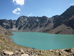 P8317795 (bartlebooth) Tags: mountains alakul lake kyrgyzstan issykkul centralasia asia alpine glacial glaciallake alpinelake ussr