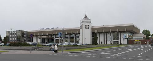 Grodno railway station, 03.05.2014.