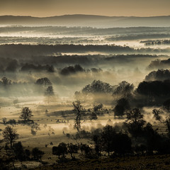 egaode II (joseba71) Tags: egaode niebla fog amanecer sunset naturaleza nature paisaje landscape monocrome monocrom opakua alava araba euskadi espaa spain xpro1