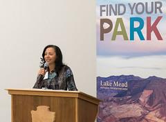 20161110  VIP recognition - 008 (Lake Mead National Recreation Area) Tags: 2016 awards lake vip volunteer lakemeadnationalrecreationarea lakemead lasvegas nevada arizona nationalparkservice centennial nps100 npscentennial ceremony volunteersinparks