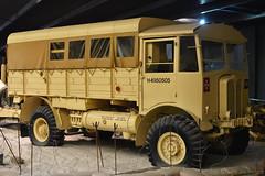 AEC Matador Medium Artillery Tractor (Bri_J) Tags: landwarfarehall iwmduxford cambridgeshire uk iwm duxford museum nikon d7200 aec matador artillerytractor wwii britisharmy truck
