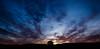Qué pequeños somos (José Hidalgo) Tags: cielo sky nubes clouds atardecer castilla panorámica paisaje concordians