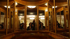 Best selfie ever? ;) (lunaryuna) Tags: selfie mayfairhoteltunnelnmalmo medieval building elevator mirrors fun travel