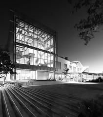 monochrome @fbhq (Dan Hogman) Tags: architect architecture california danhogman danhogmanarchitect danhogmanphotography danhogmancom fuji fujifilm fujifilmx instalation unitedstates usa xe1 sanfrancisco