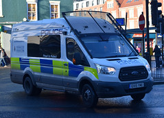 EX15YME (Cobalt271) Tags: ex15yme northumbria police ford transit 470 22 tdci psu proud to protect livery