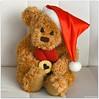 in der Weihnachtsbäckerei..... (mayflower31) Tags: advent weihnachten bär bäckerei keks herz heart