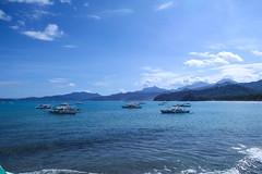 Underground River (sheiladeeisme) Tags: sabang palawan philippines travel tourist tourism water sea ocean blueskies blue undergroundriver