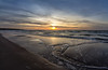 Daily Walk at the beach. (J. Pelz) Tags: landscape sunset nature sweden ocean canon sky gotland sea