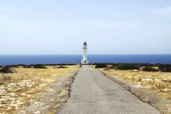 Cap de Barbaria (Veronica De R.) Tags: formentera faro light lighthouse summer sky sea capdebarbaria