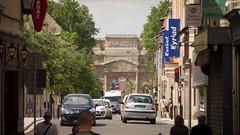 Arc de triomphe (Maxime Bonzi) Tags: arche tours victory zimmer concert triomphe victoire orange hans