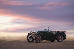 1934 MG PA Tourer (Desert-Motors Automotive Photography) Tags: mg convertible cars