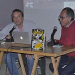 """Presentación de libro """"Cacaro"""" de Rocha"""
