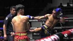 ศึกมวยไทยลุมพินี TKO นพรัตน์ ควายทองยิม VS ปัญญาวุฒิ เกียรติเจริญชัย 24/12/59 Lumpinee Muaythai HD