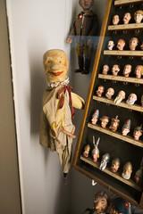 Chummy puppet