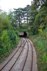 RD10166.  The Ecclesbourne Valley Railway at Duffield. (Ron Fisher) Tags: uk greatbritain england pentax unitedkingdom derbyshire gb duffield pentaxkx heritagerailway ecclesbournevalleyrailway
