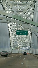 Leaving Memphis (C. VanHook (vanhookc)) Tags: memphis mississippiriver