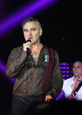 Trim and healthy (Superlekker) Tags: man roma this concert morrissey live charming atlantico 2014