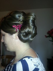 """Wedding Hair by Clair Aston A • <a style=""""font-size:0.8em;"""" href=""""http://www.flickr.com/photos/36560483@N04/14975449573/"""" target=""""_blank"""">View on Flickr</a>"""