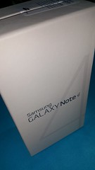 Samsung Galaxy Note 4 package box 3