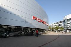 Porsche Centrum, Stuttgart!