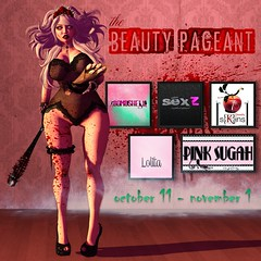 The Beauty Pageant - ends Nov. 1st! (..: sexZ :.. - Zee Tatas) Tags: cleavage thebeautypageant