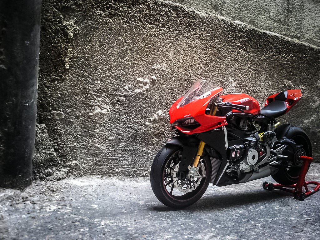 The Worlds Most Recently Posted Photos Of Kit And Panigale Flickr Tamiya Scale Kits Ducati 1199 S Speedking1404 Tags
