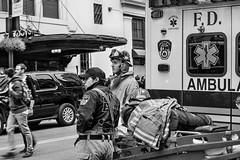 On Standby.Fire Alarm at Macy's New York (ant0191) Tags: new york alarm mono nikon manhattan macys on d610 standbyfire