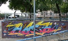 TashMe (VatuaL'Olla) Tags: barcelona graffiti y bcn hiphop hip hop gigante menorca ma tash 2014 m lolla ritmos vlo valvulas tashme vatua vatualolla