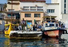 Fishermen (Osdu) Tags: world travel tourism russia sevastopol crimea blacksea crimeanpeninsula republicofcrimea sevastopolbay