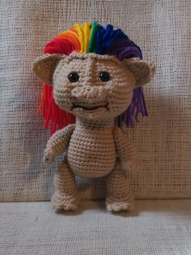 Trolls Crochet Pattern Best Decorating Ideas