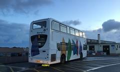 Libertybus 606 (Coco the Jerzee Busman) Tags: uk bus islands coach nimbus ct solo jersey plus alexander dennis sr dart channel caetano enviro optare plaxton