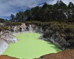 Devil's Bath (Gabludlow) Tags: newzealand green pool rotorua northisland thermal waiotapu devilsbath roturua waiotaputhermalwonderland