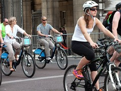 Prudential Ride London 2014 (Waterford_Man) Tags: people london cyclists ride candid event racers cycles borisbikes prudentialridelondon