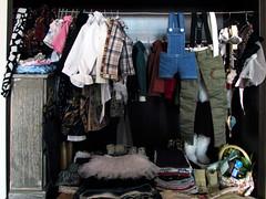 Closet_land :-/) (tarengil) Tags: home fashion closet clothing doll cabinet sd bjd wardrobe abjd diorama dollhouse cupboards