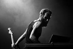 Ben Frost (Kelav Slavoran) Tags: portugal festival porto concertos 2014 benfrost hardclub amplifest amplificasom