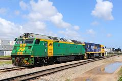 AN4-NR96 (Dermis50) Tags: drycreek railway anr an adelaide southaustralia pacificnational an4 nrclass nr96